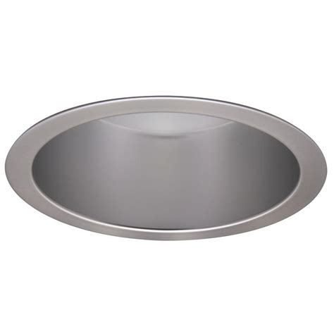 semi recessed ceiling lights halo commercial pd 6 in commercial vertical parabolic semi specular clear reflector recessed