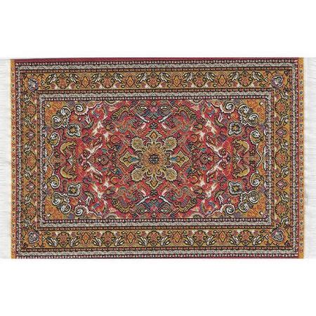 small woven rug woven turkish dolls house rug small rugs and mats d698e from bromley craft products ltd