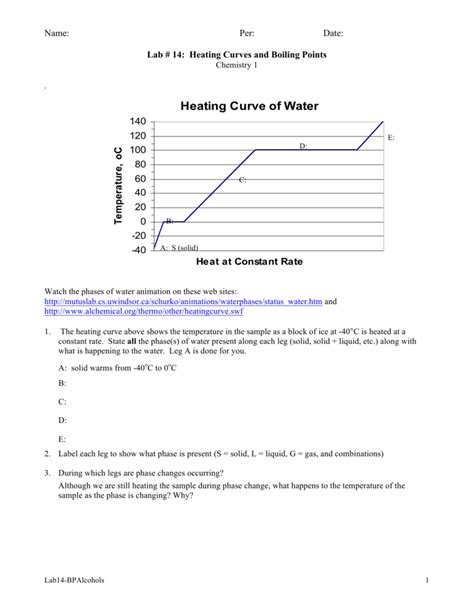 Heating Curve Worksheet Homedressage     ViewLetter CO in addition Worksheet Heating Curve Of Water Calculations Involving Phase furthermore  together with Water Answers Heating Curve additionally Phase Change Diagram Worksheet   Homedressage further worksheet heating curve of water answers   28 images   heating also  also heating and cooling curve of water worksheet   WRITING WORKSHEET moreover Heating Curve Of Water Worksheet   Afrimarine likewise Heating and Cooling Curves likewise Heating Curve Worksheet Answers   Meningrey as well water phase change diagram worksheet – tropicalspa co additionally p t diagram for water – michaelhannan co additionally  together with ChemTeam  Time Temperature Graph likewise Heating Curve Of Water Worksheet   Oaklandeffect. on heating curve for water worksheet