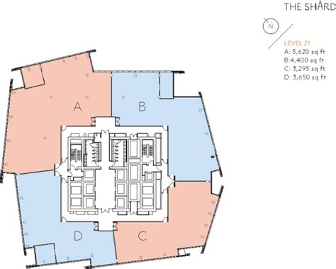 the shard floor plans office to rent in the shard se1 9rl se1