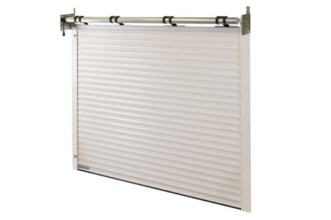 gliderol roll a glide insulated roller garage door