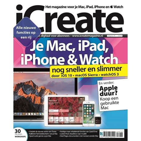 Icreate Magazine Detox My Mac by Refurbished Apple Een Met Leapp Icreate Magazine