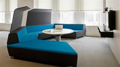 Media Scape Lounge Seating Office Furnishings Steelcase Modern Lounge Sofa