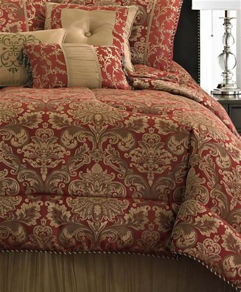 jcpenney king size bedding laurel hill 7 pc jacquard comforter set accessories