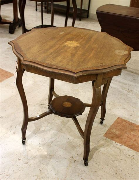tavoli antichi inglesi tavolo da salotto con intarsi mobili antichi inglesi