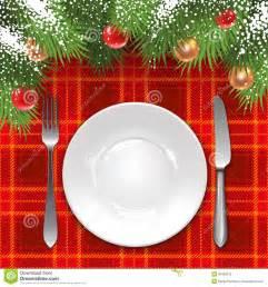 christmas menu template royalty free stock image image