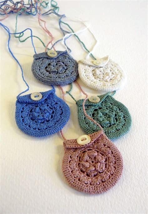 crochet jewelry bag pattern best 25 crochet pouch ideas on pinterest