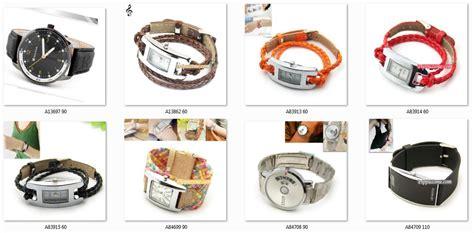 Jam Tangan Bonia Kepang 2 jam tangan model baru gambar foto jam tangan