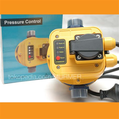 Switch Otomatis Pompa Air jual automatic pressure firman otomatis pompa air murmer