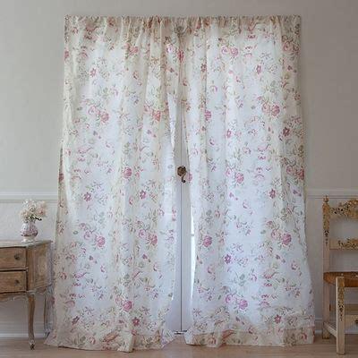 shabby chic floral curtains silk floral curtain shabby chic lovely sensational