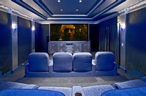 Mediterranean Home Interiors 35 modern media room designs that will blow you away