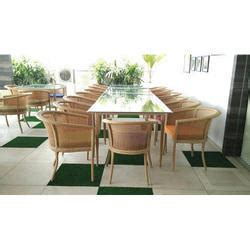 cane dining sets   price  india
