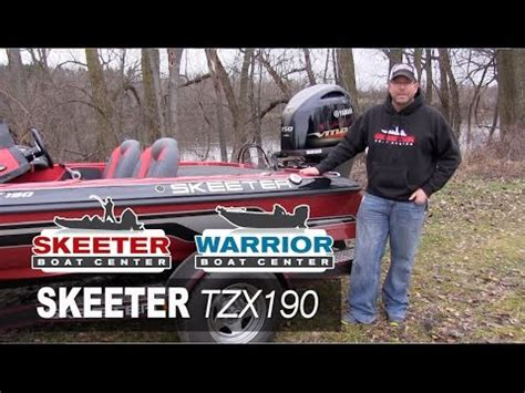 skeeter boat center ramsey mn new skeeter tzx190 walk around skeeter boat center