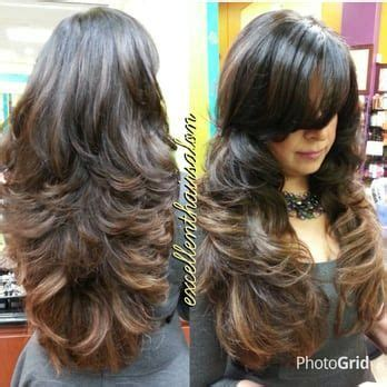 hair feathered back with wis bangs corte de pelo yelp hair pinterest corte de pelo