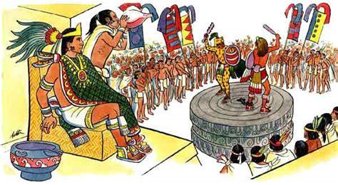 imagenes de sacerdotes aztecas imperio azteca precursores del pueblo azteca