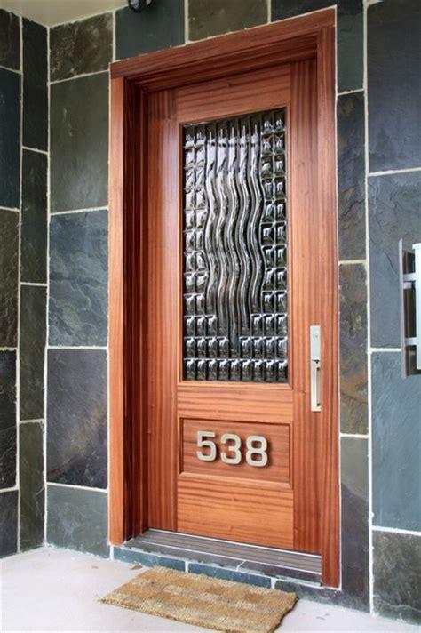 42 Exterior Door 42 X 96 Quot Grace Quot Design Modern Exterior Seattle By