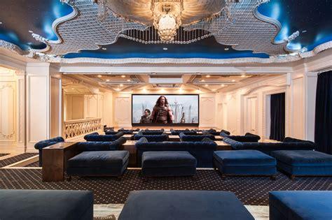 palazzo di home theater luxuo