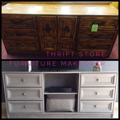 thrift store furniture transformation supermom decoded