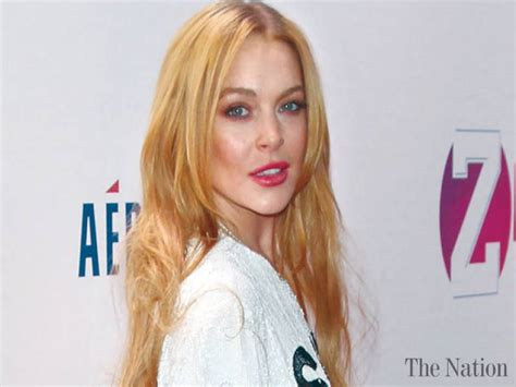 Lohan Is For Business by Lindsay Lohan Back To Business