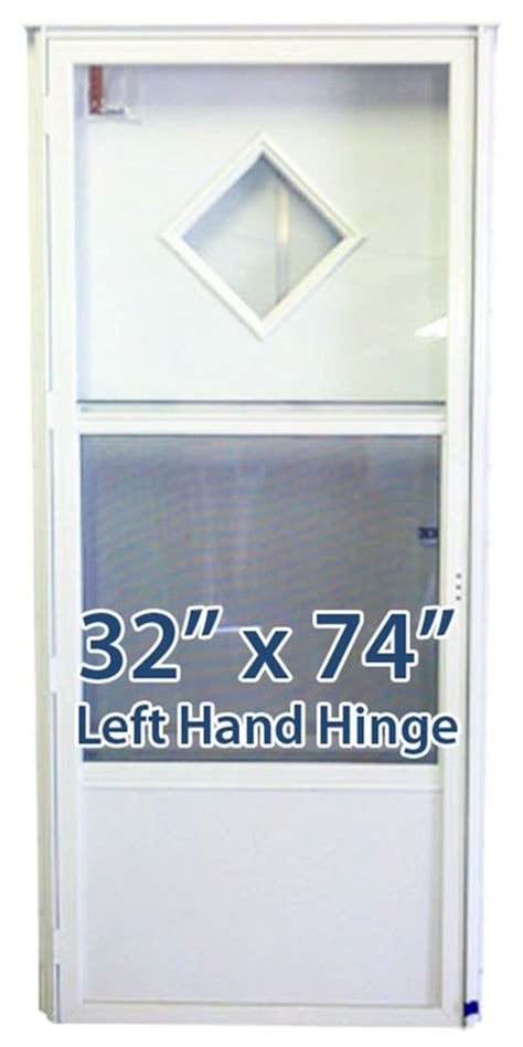 32x74 Exterior Door 32x74 Door Lh For Mobile Home Manufactured Housing