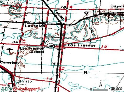 los fresnos texas map los fresnos texas tx 78566 profile population maps real estate averages homes