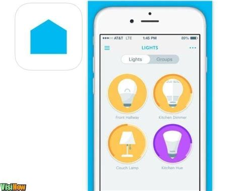 control house lights with iphone how to control lights with an iphone philips hue vs