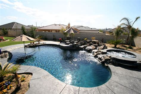 pool und spa custom pool and spa gallery paradise pools and spas