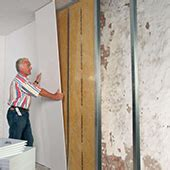 Wand Verkleiden Mit Rigipsplatten 5624 by Begradigen Und Versch 246 Nern W 228 Nden Leicht Gemacht