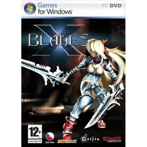 Pc Dvd Blade x blades pc