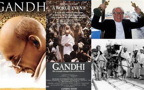 biography movie gandhi gandhi 1982 santosh chaubey