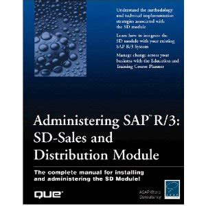 sales and distribution sap sd in sap erp business user guide 3rd edition sap press books sap sd books sap and certification