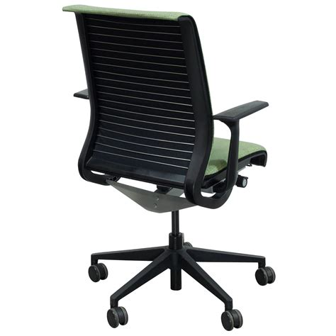 Think Chair Steelcase by Steelcase Think Used Conference Chair Green Square Pattern National Office Interiors And