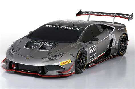 Lamborghini Huracán LP 620 2 Super Trofeo RWD Racer Revealed