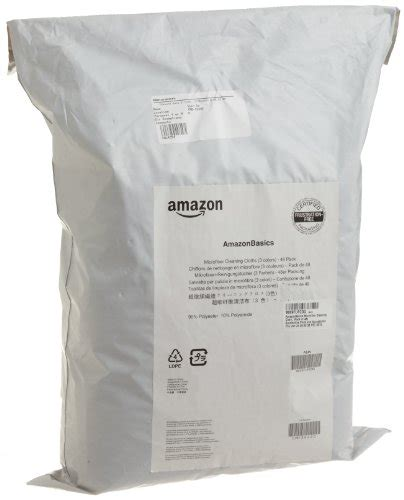 Microfiber Cloths Covered In by Amazonbasics Microfiber Cleaning Cloth 48 Pack Buy