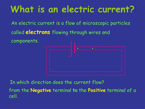 what is electric circuit in physics electrical circuits presentation physics sliderbase
