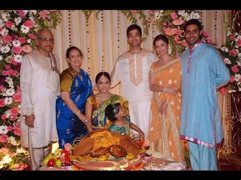 aishwarya rai wedding video aishwarya rai sister wedding rare and unseen images youtube