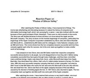 Response Essay Exle by Zywiudqlqnhqztw Writing A Reaction Paper Sle