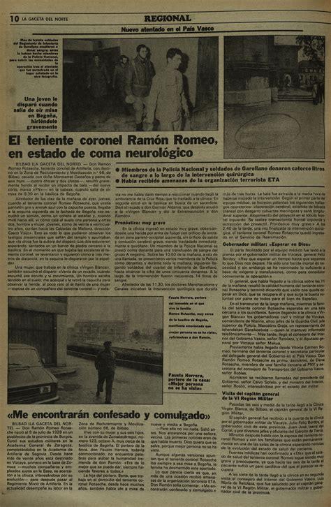 eta pais vasco el ej 233 rcito espa 241 ol y eta en el pa 237 s vasco vizcaya 1978