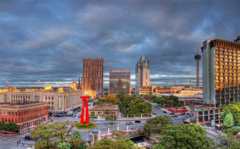 san antonio san antonio downtown pano flickr photo