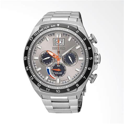 Jam Tangan Pria Seiko Solar Sne077 jual seiko prospex solar chronograph ssc599p1 jam tangan