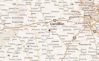 map of carrollton gu 237 a urbano de carrollton