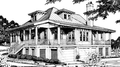 southern living architects house plan st helena by architect allison ramsey a