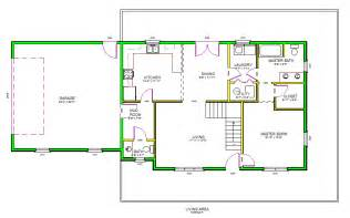 Autocad House Plans Free 171 Floor Plans