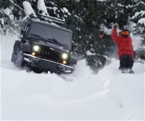 Song On New Jeep Commercial Jeep Commercial Song 2017 Jeep Wrangler Winter Edition