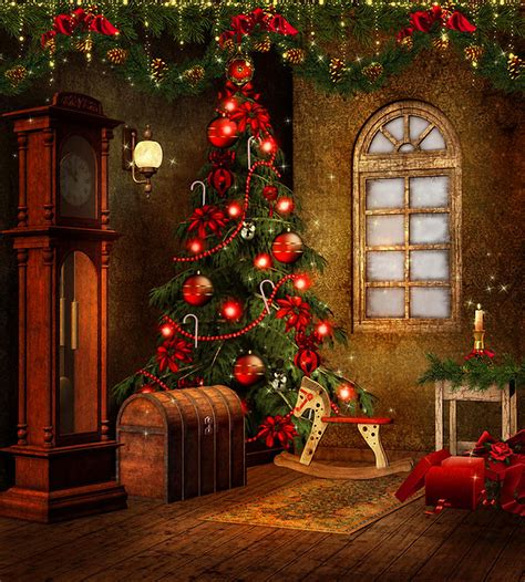 hd wallpapers christmas living room decorating ideas christmas room with tree background gallery yopriceville