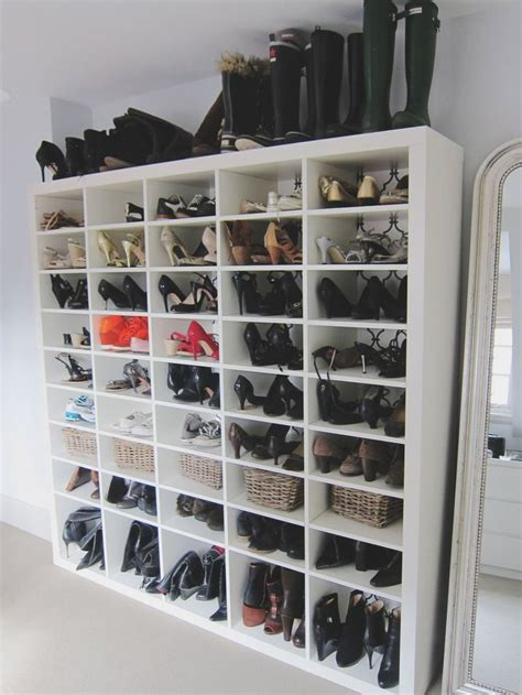 closet shoe storage solutions 174 best images about shoe storage collections on