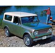 Vintage Monday International Scout  The Pioneer From Fort Wayne