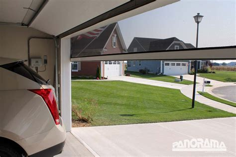 Sliding Garage Door Screen Kits Retractable Garage Screen Stoett