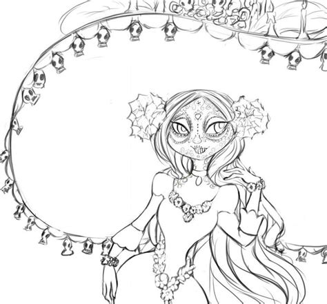 Coloring Pages The Book Of Life | the book of life coloring pages printable coloring book