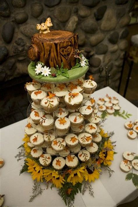 your wedding support get the look woodland themed wedding